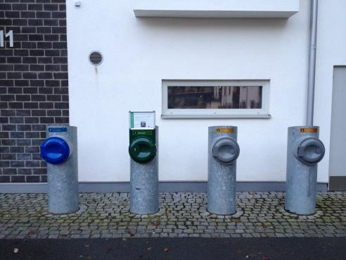 Hammarby Sjöstad Reciclar
