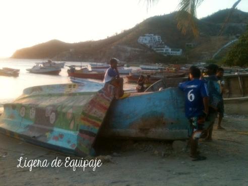 Pescadores Taganga