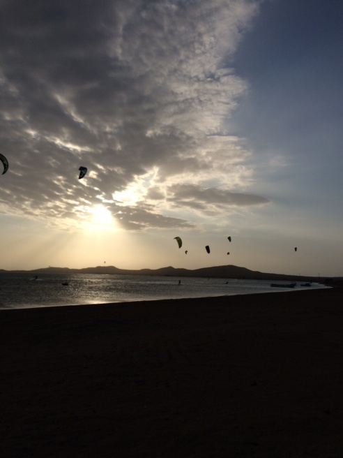 Kite surf Guajira