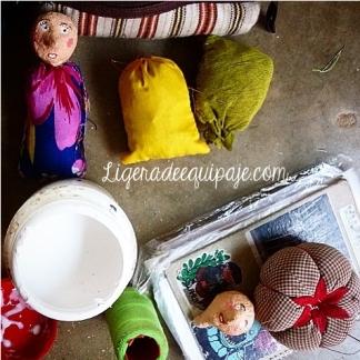 Muñecas mache